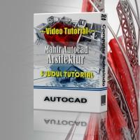 Paket Video Tutorial Mahir AutoCAD Arsitektur