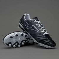 Sepatu Bola Joma original Aguila Gol FG Black AGOLW701FG