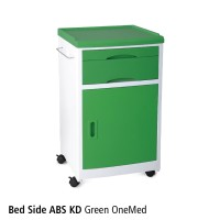 Bed side Cabinet ABS 1 OneMed Knock Down
