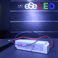 Power Supply Outdoor Waterproof Plastic 12V DC 60W 5.0A - eseLED