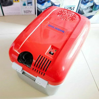 Jual Kulkas Mini Portable Mobil Mobicool U06 - Merah 2 in 1 Cooler Warmer Murah