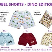 JOBEL Shorts 4pcs Celana Pendek Anak Laki-laki Baby Boy Short Pants