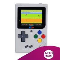 Bittboy Mini NES Handheld Grey   GameBoy Nintendo Switch
