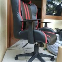 Include Ongkir Bandung Kota - Kursi Gaming Kaki Krom