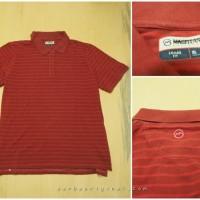 Kaos Kerah Polo Magellan Outdoors Original - Red Stripe
