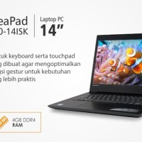 Lenovo Ideapad 320-14ISK with 4GB RAM and HDD 1TB SLIM Design