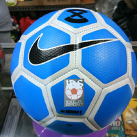 BOLA FUTSAL NIKE MENOR X BALL BLUE NEW EDITION ORIGINAL 100%