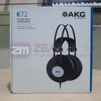 AKG K72 Closed-Back Stereo Headphones - ZEALMUSIK JOGJA