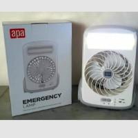 Promo Kipas Angin Dan Lampu Darurat Emergency Lamp Krisbow Apa
