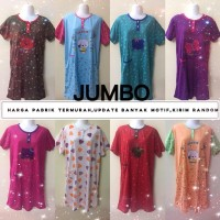 Grosir Baju Tidur Kaos Impor Daster Dewasa Jumbo Wanita Murah