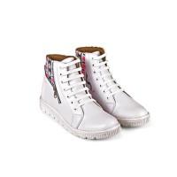 Sepatu Kets / Sneakers Kasual Wanita  putih Java Seven BRI 120 murah