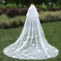 Slayer Veil Putih SL-058 - Gaun Pengantin Wedding Dress Wedding Gown