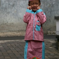 Sarkoci Anak Baju Muslim Sarung Celana Instan Koko Peci AL Fatih