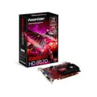 Termurah VGA Card Powercolor PCI-E Radeon HD 6570 1GB DDR3 128bit