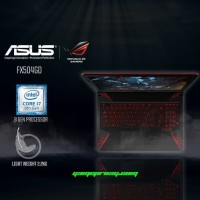 ASUS ROG FX504GE-E4293T LAPTOP Gaming|i7-8750H/8GB/1TB/4GB GTX1050Ti