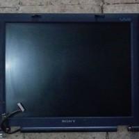 LCD laptop sony vaio bekas