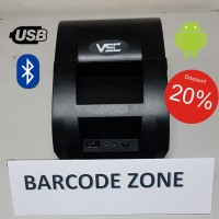 PRINTER KASIR THERMAL BLUETOOTH VSC-P58UB (USB + BLUETOOTH)