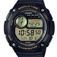 Jam Tangan Casio PRAYER TIME CPA 100-9AV / CPA-100-9A