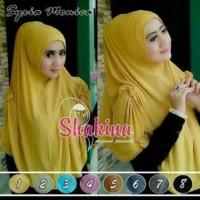 jilbab - Kerudung Instan Syiria Monica