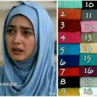 kerudung / jilbab instan hoodie nazwa