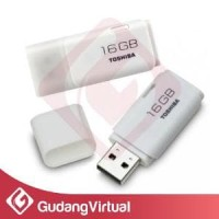 Flashdisk Toshiba 16gb/Laptop/Pc/Komputer/Hardisk/Noteb Limited