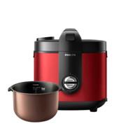 Rice cooker Philips /magic com Philips HD3132/32 2liter 3in1 merah