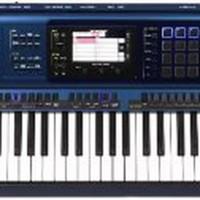 MZX 500 mz x500 mzx500 - Keyboard Casio oke Asli