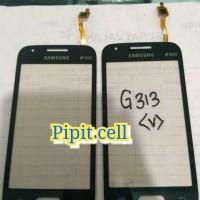 Touchscreen Tc Layar Sentuh SAMSUNG GALAXY V G313
