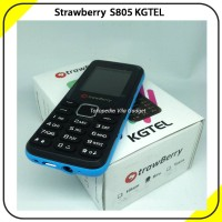 STRAWBERRY S805 KGTEL Dual SIM HP Murah HP non android