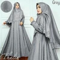 Harga model baru gamis baju wanita muslim thalia syari tahan   Pembandingharga.com