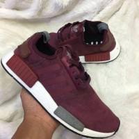 Sepatu Sneaker Adidas Kets Sneakers Original Ori NMD Runner Mesh Pack