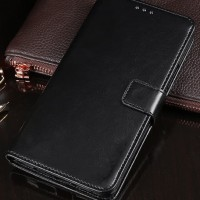Flip Cover Leather Cover Case Casing HP Zenfone Max Plus (M1) ZB570TL