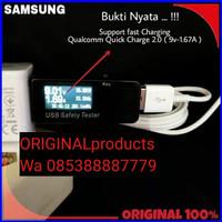 kabel data USB Type tipe C xiaomi oppo Samsung a5 a3 a8 c9 2017 2018