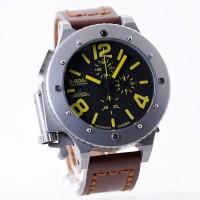 Jam Tangan U-BOAT U-42 Chrono 53mm KW Super AAA Premium