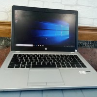 Obral second laptop murah berkualitas Hp folio 9470m core i5 ram 4/320
