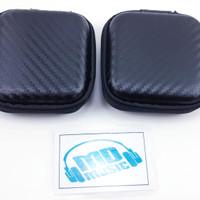 Storage Bag Case Earbuds Earphone Knowladge Zenith Full Black