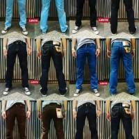 JUAL celana panjang jeans PREMIUM standart celana jeans pria wanita k