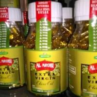 Kapsul Minyak Zaitun Ekstra Virgin Olive Oil AL AROBI 200 Kapsul