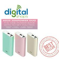 Jual Powerbank ASUS ZenPower Duo 10050mAh - Garansi Resmi Murah