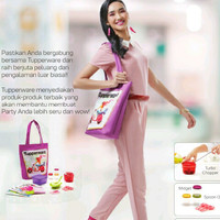 Join member / anggota tupperware