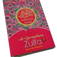 Ilmu Religi Umum) alquran wanita zulfa A6