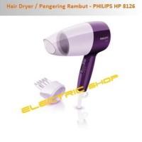 Hair Dryer / Pengering Rambut - PHILIPS HP 8126