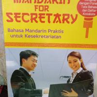 Mandarin for Secretary bahasa mandirin praktis untuk kesekretarisan
