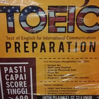 Toeic Preparation Pkus cd