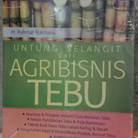 Untung selangit dari agribisnis tebu