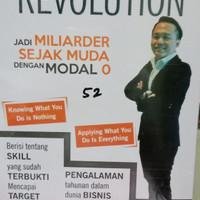 Success revolution jadi miliader sejak muda dengan Modal O
