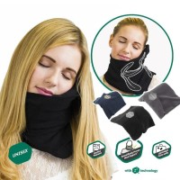 Bantal Travel Scarf – Bantal Mudik – Smart Travel – trtl Pillow