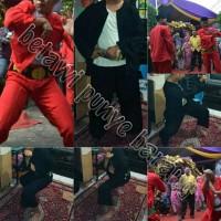 KOAS PRIA TERBARU baju PANGSI khas Betawi