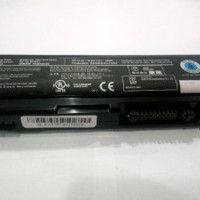 Baterai Battery Laptop Original Toshiba Qosmio PA3757 T