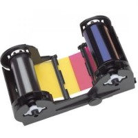 P/N: NGYMCKOPRC - Ribbon Nisca PR-C101 Color Warna YMCKO Printer Kartu